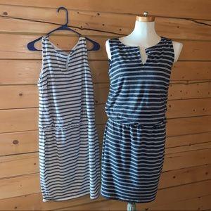 Athleta Dresses set of 2 Medium